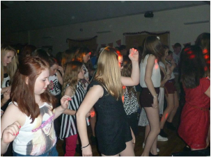 Teenager Party Disco Cramlington