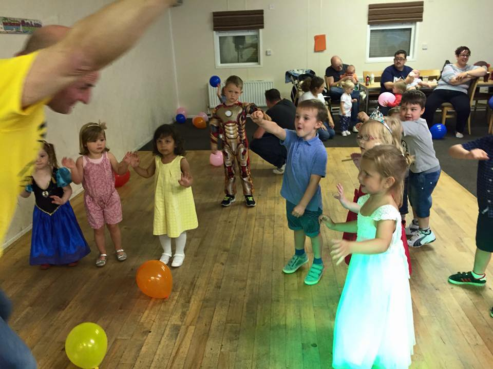 Childrens Disco Party  Ashington