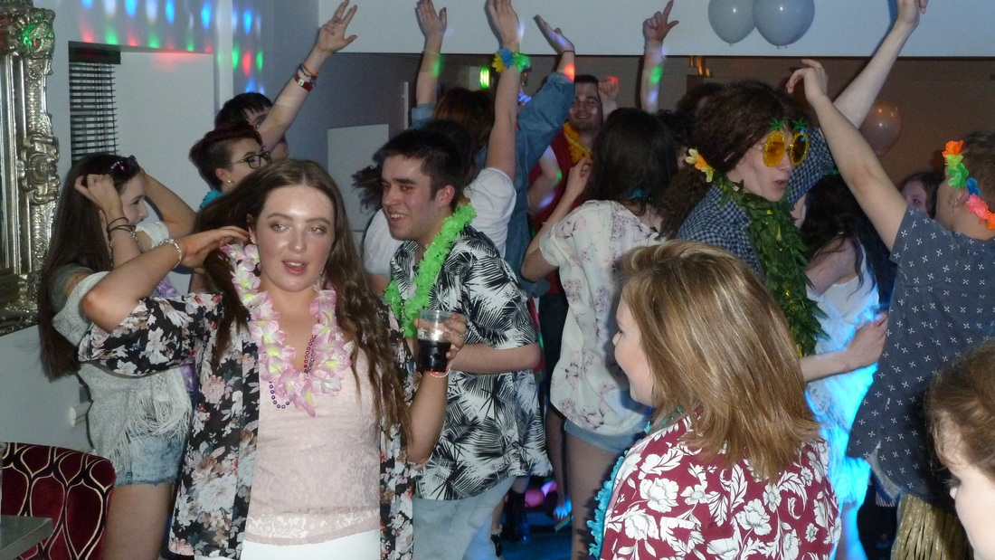Hire a DJ | Disco Morpeth Northumberland