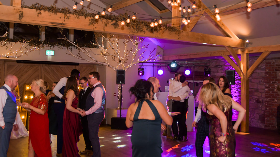 Wedding DJ Doxford Barns Northumberland