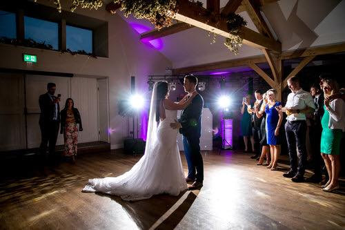 Wedding DJ & Disco Doxford Barns Alnwick