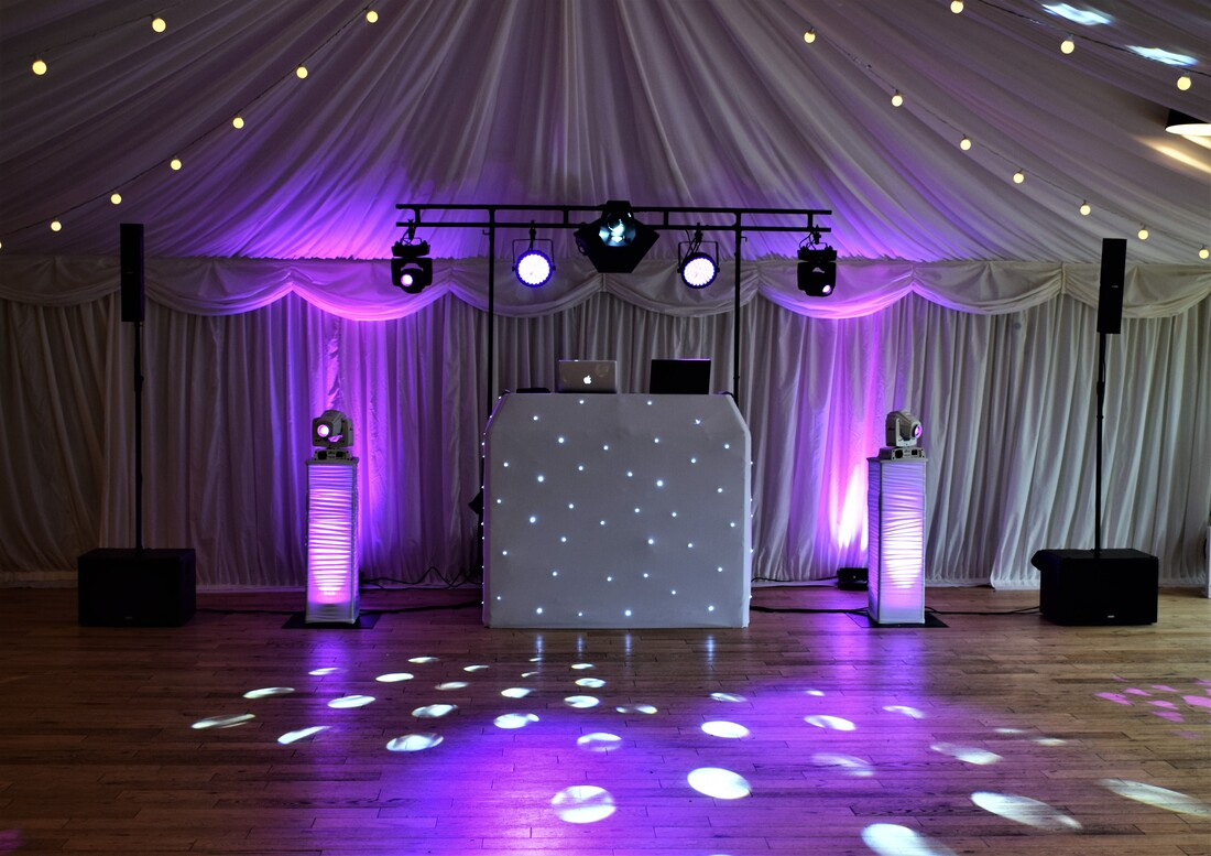 Wedding Disco Vallum Farm