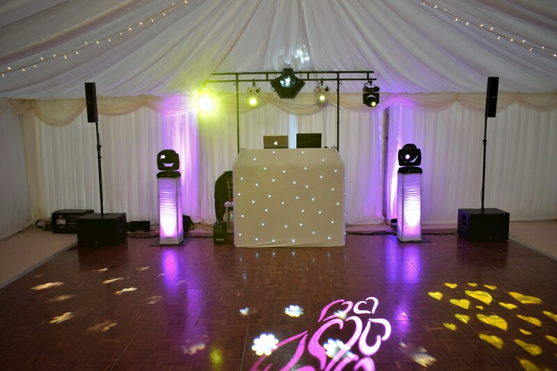 Wedding Disco, High House Farm Brewery, Northumberland