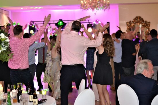 Wedding DJ Eshott Hall Northumberland