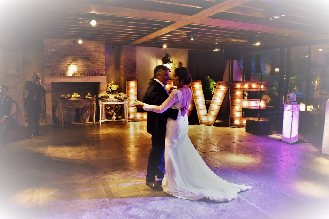 Wedding Disco Otterburn Northumberland