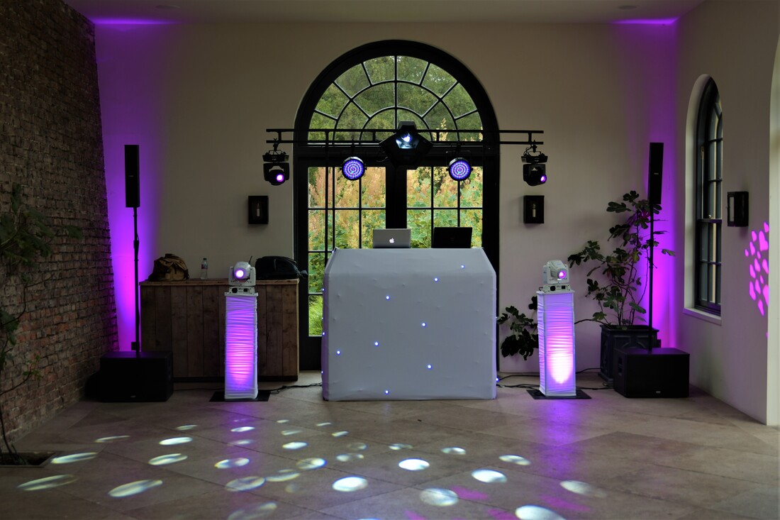 Wedding DJ Middleton Lodge Richmond