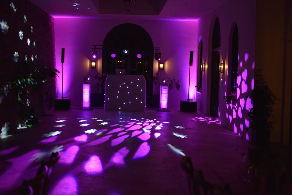 Wedding DJ | Disco Middleton Lodge Richmond