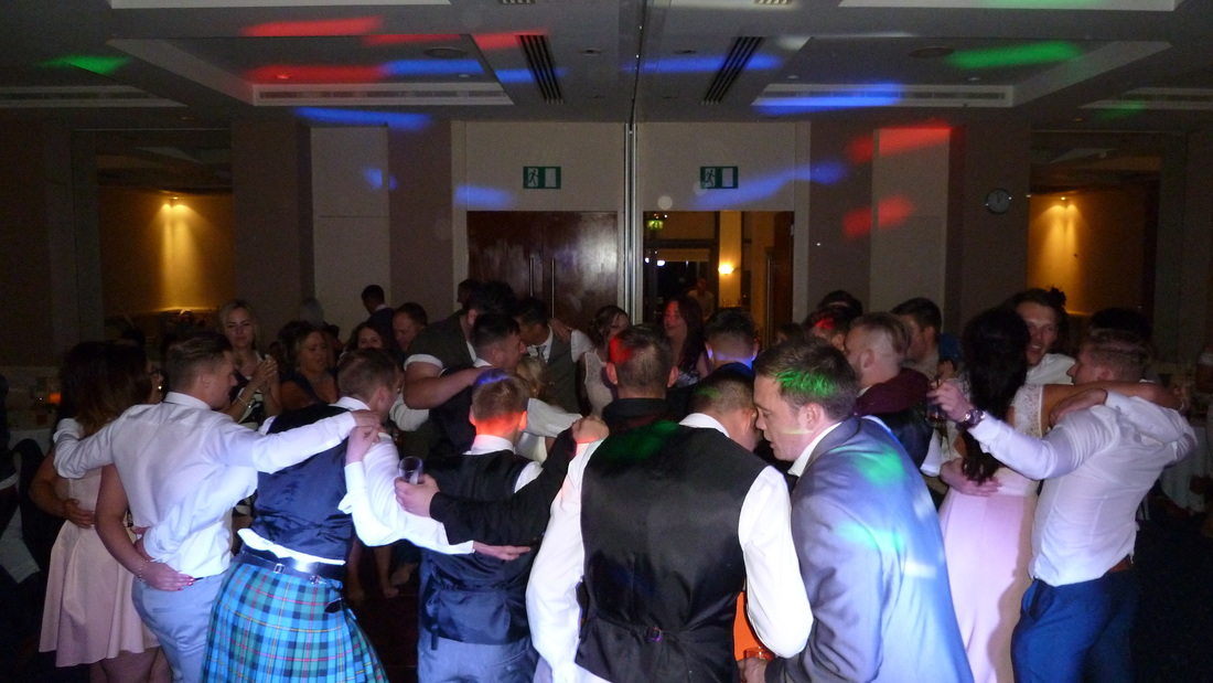 Wedding Disco at Copthorne Hotel Newcastle