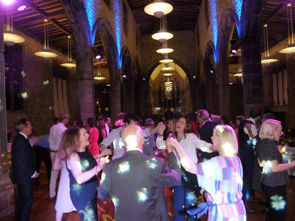 Wedding DJ St Mary's Heritage Centre Gateshead
