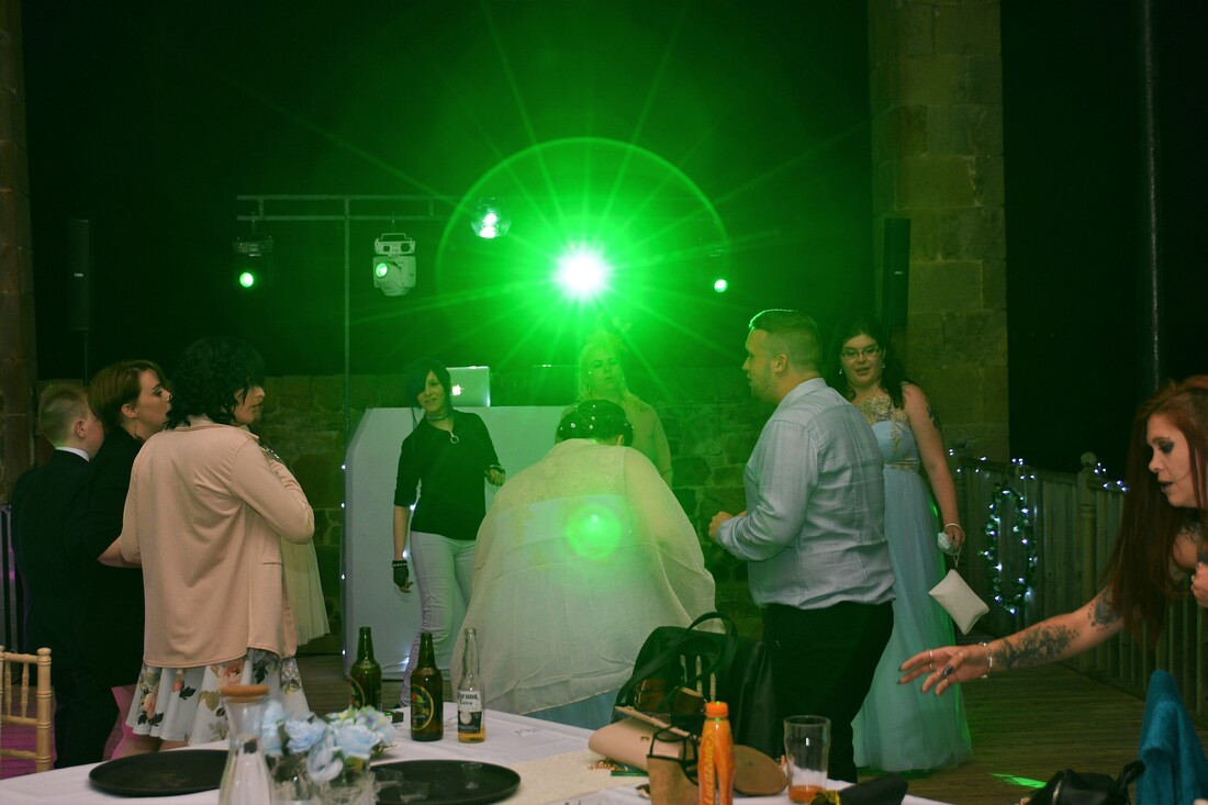 Wedding Disco High House Farm Brewery Northumberland