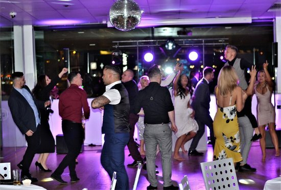 Wedding Disco Newcastle Quayside