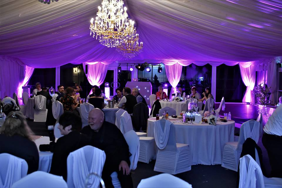 Wedding DJ & Disco Black Horse Beamish County Durham