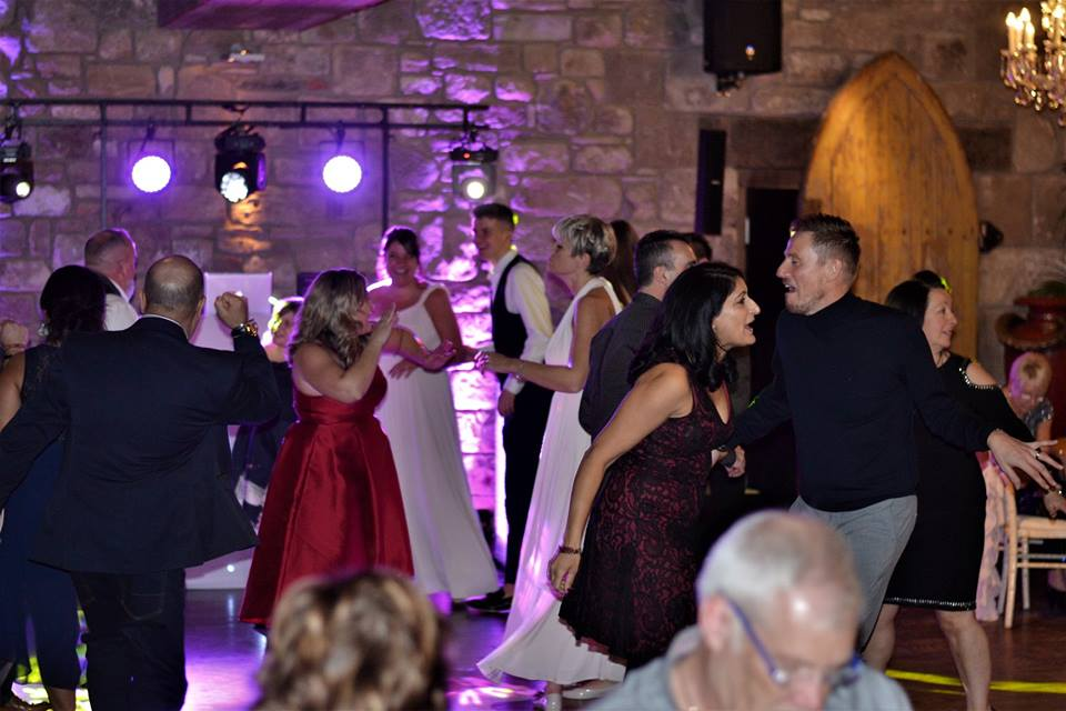 Wedding DJ & Disco Newton Hall