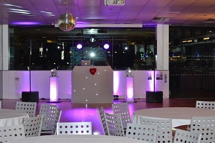 Wedding DJ Wedding Disco Baltic Centre Newcastle - Gateshead Quays