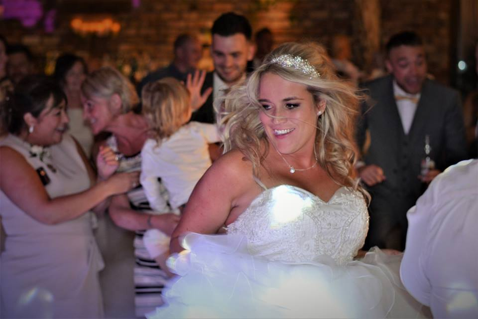 Wedding DJ & Disco at Newton Hall Northumberland