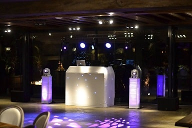 Wedding DJ Wedding Disco Le Petit Chateau Otterburn Northumberland