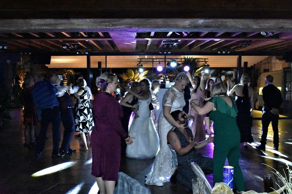 Wedding DJ Otterburn Northumberland