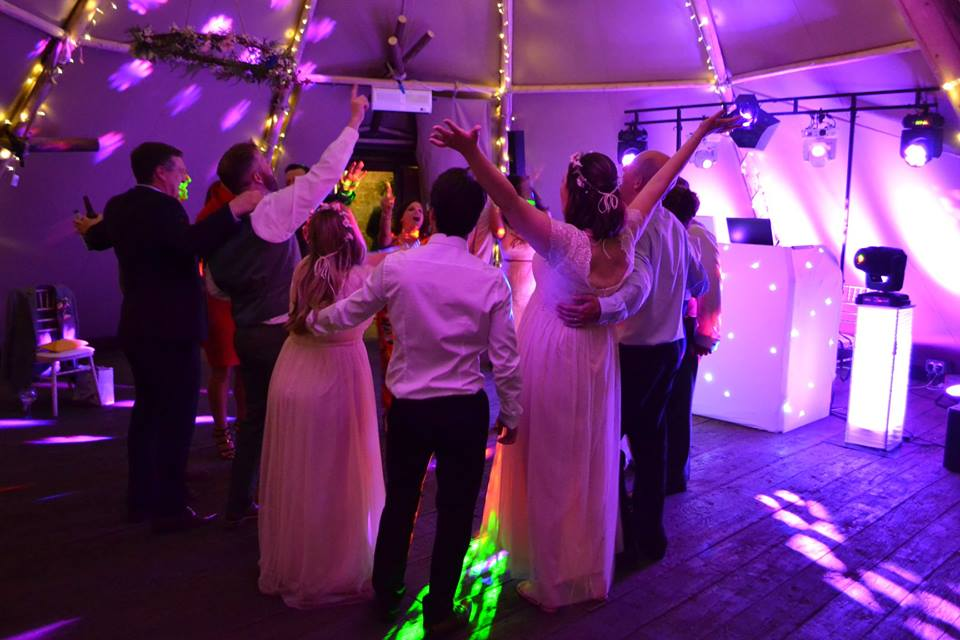 Wedding DJ Woodhill Hall Otterburn