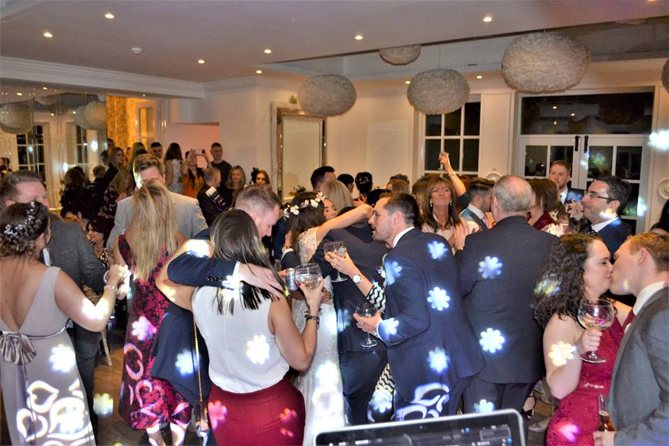 Wedding DJ & Disco Woodhill Hall Otterburn